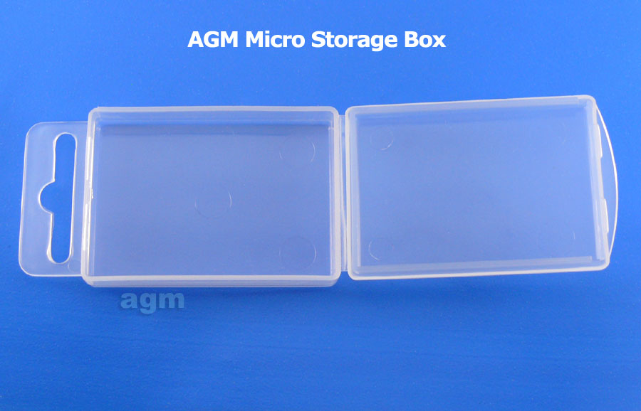 AGM Micro Storage Box (50 x 35 x 10mm)