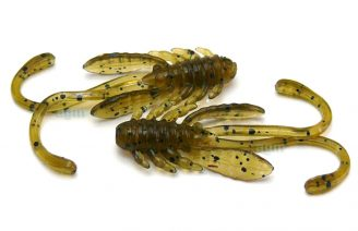 """Crazy Fish 1.1"""" Allure - 26 Swamp (10pcs)"""