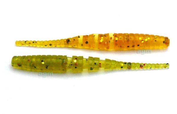 "Crazy Fish 1.2"" Polaris - Olive & Caramel (16pcs)"