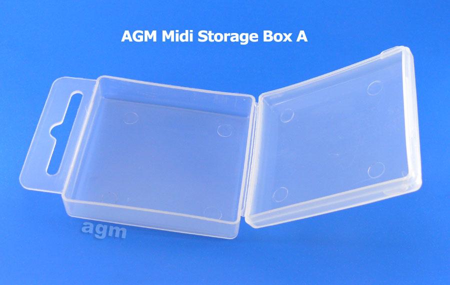 AGM Midi Storage Box A (65 x 60 x 20mm)