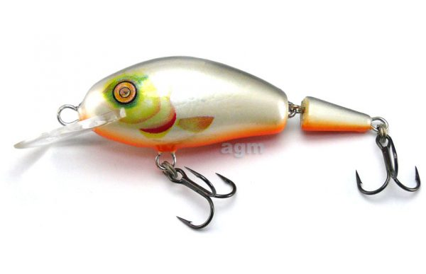 Goldy Jointed Winer (Floating) 6cm - MFT-S