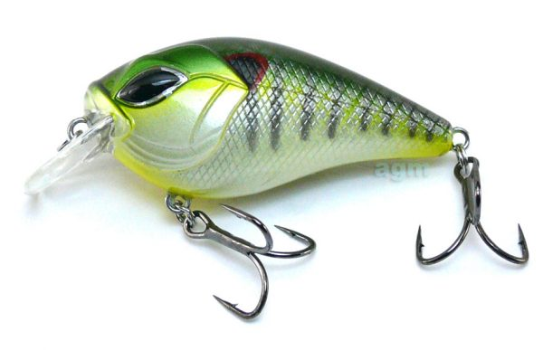 Rapture Sniper Squarebill 50SR - Green Sunfish