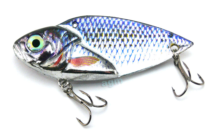 Hester Blade 25g - Silver/Blue