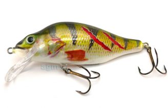 """Hester 5.5"""" Perch Floater - Wounded Perch"""
