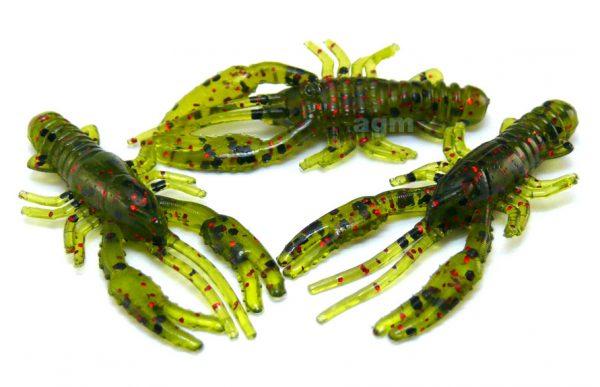 "AGM 1.5"" Micro Crayfish - Watermelon Red (10pcs)"