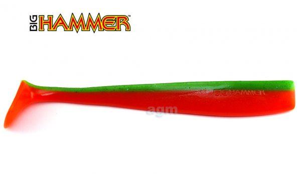 "Big Hammer 9"" Sledgehammer Swimbait - Psycho (2pcs)"