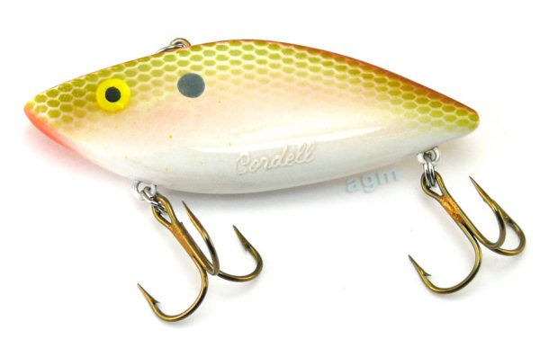 Cordell C25 Super Spot - Honey Shad