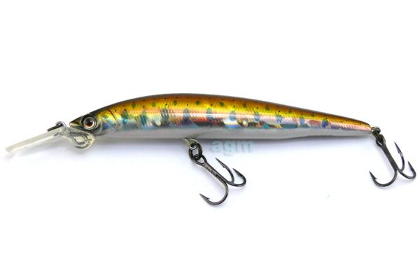 Yo-Zuri 90mm Floating Pins Minnow Magnet - Brook Trout
