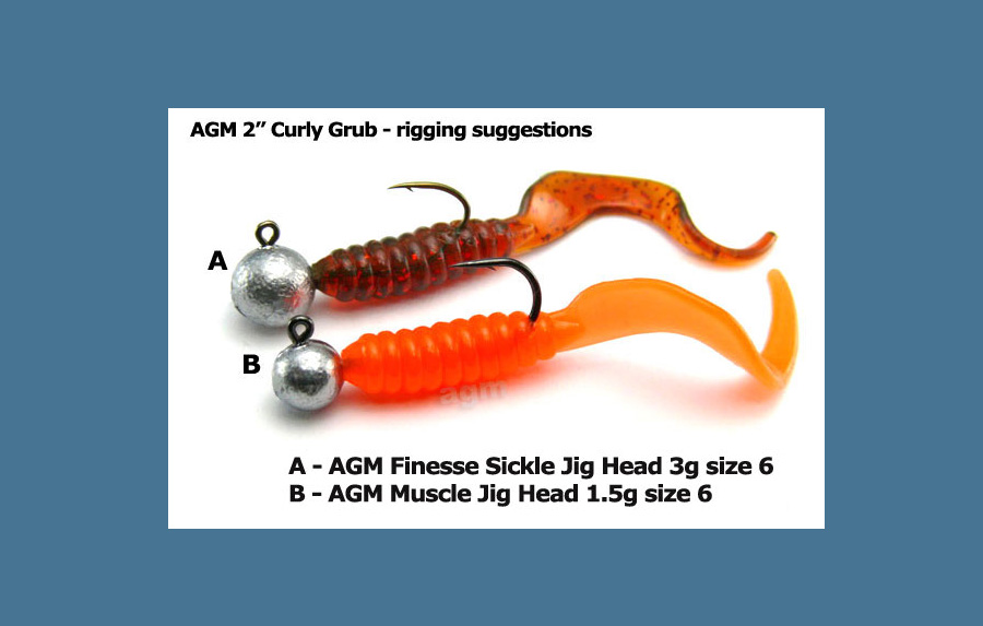 2in-curly-grub-rigged